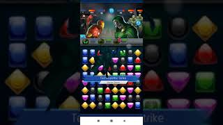 Puzzle Quest Gameplay  || Puzzle Quest: Challenge of the Warlords || playing games.