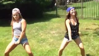 [white Girl Edition] Hit The Quan Challenge Compilation #hitthequanchallenge