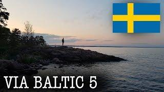 """Велопоход вокруг Балтики 2019. """"Via - Baltic"""". Швеция. Фильм пятый. Велопутешествие."""