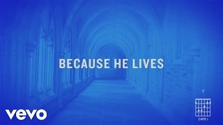 Matt Maher - Because He Lives (Amen) [Official Lyric Video] thumbnail