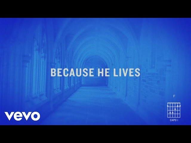 Matt Maher - Because He Lives (Amen) ([Official Lyric Video])