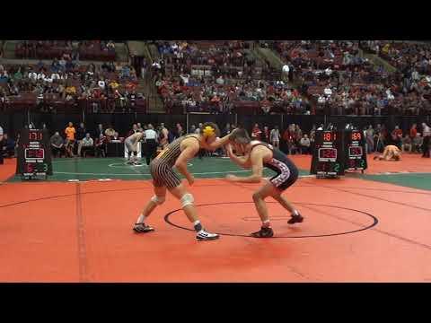 170 3rd, Logan Stanley, Waynedale vs Cole Draper, Mohawk