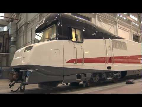 110512 Talgo Manufacturing Video
