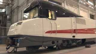 110512 Talgo Manufacturing Video