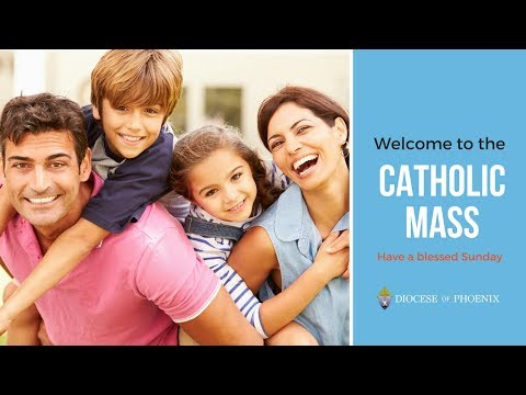 Welcome to the Catholic Mass for October 29, 2017