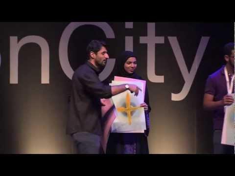 Cancer Does Not Kill: Arash Rafii Tabrizi at TEDxEducationCity (2012)
