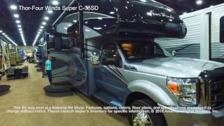 Thor-Four Winds Super C-35SD