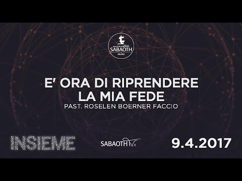 Domenica Gospel @ Milano | E' ora di riprendere la mia fede - Pastore Roselen | 09.04.2017
