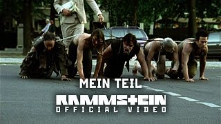 Rammstein - Mein Teil (Official Video)(Website: http://www.rammstein.com ▻ Shop: http://shop.rammstein.de Premiere: July 9th, 2004 Shoot: June 2nd and June 3rd, 2004 Location: Arena in Treptow, ..., 2015-07-31T14:37:10.000Z)