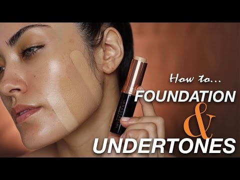 How To Find Your BEST Foundation Match + Undertone | Anastasia Foundation Sticks | Melissa Alatorre