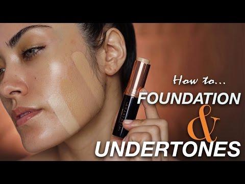 How To Find Your BEST Foundation Match + Undertone   Anastasia Foundation Sticks   Melissa Alatorre