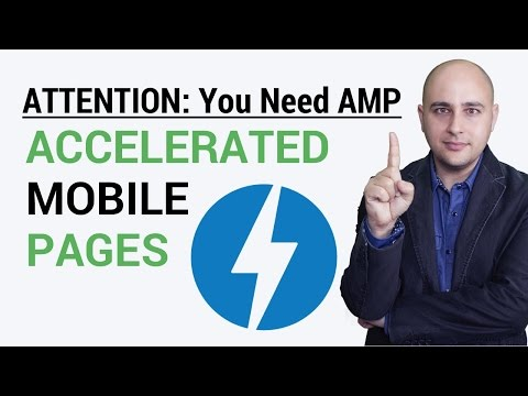 What Is AMP & Why You Should Care - Accelerated Mobile Pages For WordPress