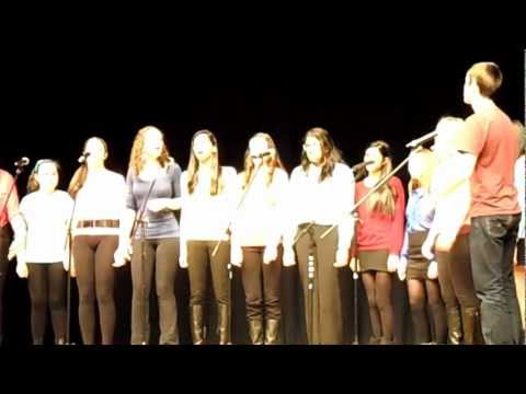 "Montgomery High School Talent Show 3/15/13 - Part 4: ""Breathless"" / ""Perfect"" / ""Settle Down"""