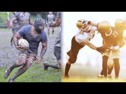 Football Turns To Rugby For Tackling Safety Measures