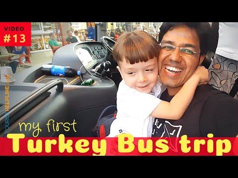 How to reach ISTANBUL Main Bus Terminal | Istanbul To Tekirdag bus