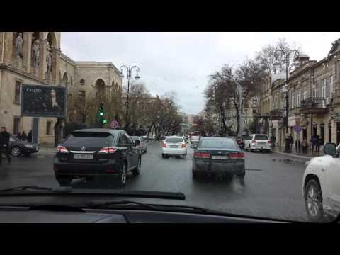 AIRINC BLOG - Baku and the Pedestrian's Plight: A Driver's View