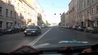 1 Сложные перекрески Санкт-Петербурга