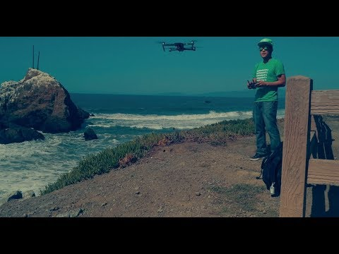 LG V30 Cine Video & Mavic Pro 4K Camera Test!