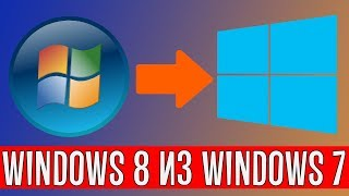 Как сделать Windows 7 Похожим на Windows 8 и Windows 10/Кастомизация Windows 7