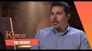 Klaus | The Origins by Sergio Pablos