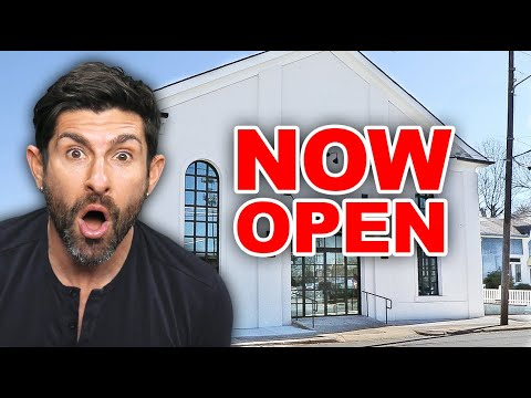My New Secret Business is... OPEN!!! (Come In and Check it Out)