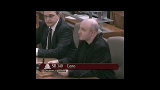 SB - 140 Leno - To Classify Vaporizers/E-Cigarettes as a Tobacco Product