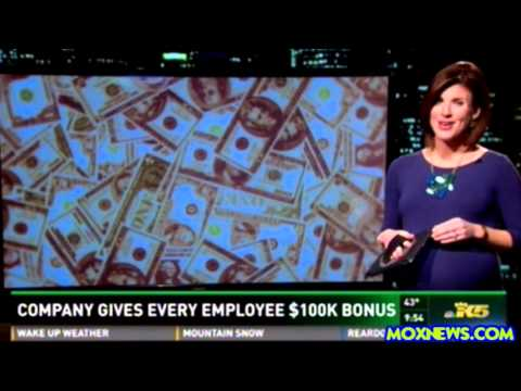 Texas Company Gives Every Employee $100,000 Dollar Christmas Bonus!