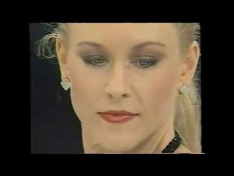1996 Canadian Profession Skating Championships-Mens & Ladies Artistic
