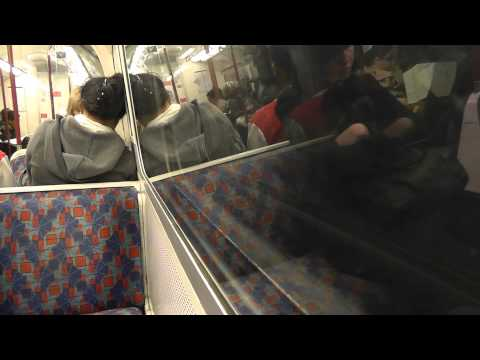 Full Journey On The Bakerloo Line From Harrow & Wealdstone to Elephant & Castle