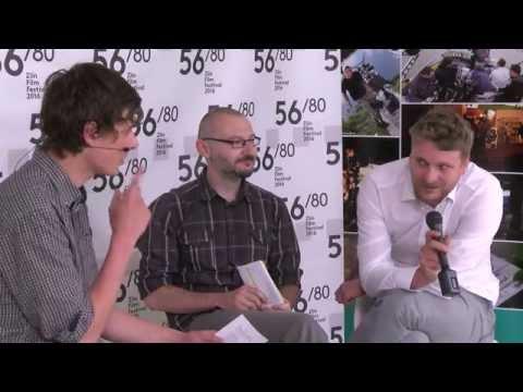 56th Zlín Film Festival Interview – Petr Kazda, Tomáš Weinreb – Já, Olga Hepnarová