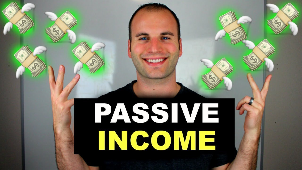 6 BEST WAYS TO MAKE PASSIVE INCOME ONLINE - MOST LUCRATIVE METHODS