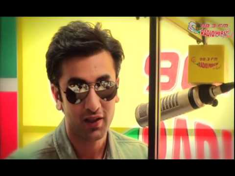 Ranbir Kapoor talks about Rockstar in Mirchi Studios!