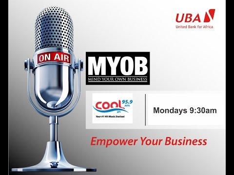 MYOB | Ruth Obih CEO – 3invest (Episode 10)