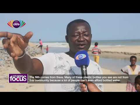 Pollution Of Ghana's Marine Environment Puts Many Lives And Livelihoods In Danger