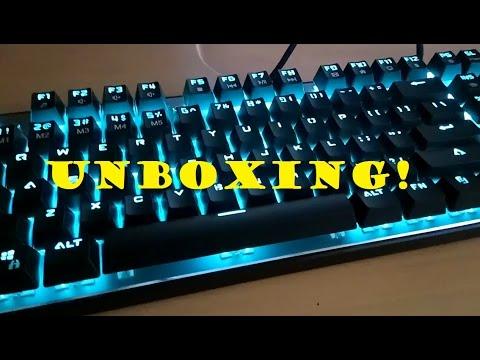 387cae2f696 Digital Alliance K1 Meca Plus RGB Unboxing - YouTube