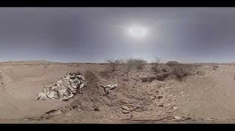 360-video: Tältä näyttää kuivuus Somaliassa