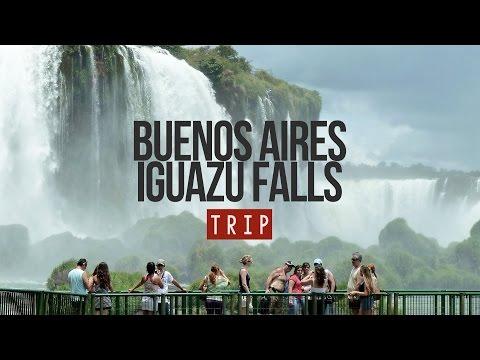 MY TRIP TO BUENOS AIRES & IGUAZU FALLS   2016