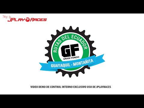 Gran Fondo Guayaquil - Montañita (Video DEMO)