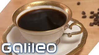 Wie viel Kaffee ist gesund? Das Selbstexperiment | Galileo | ProSieben