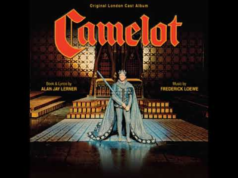 Camelot - 06  - The Lusty Month of May  - Elizabeth Larner and Ensemble (1964)