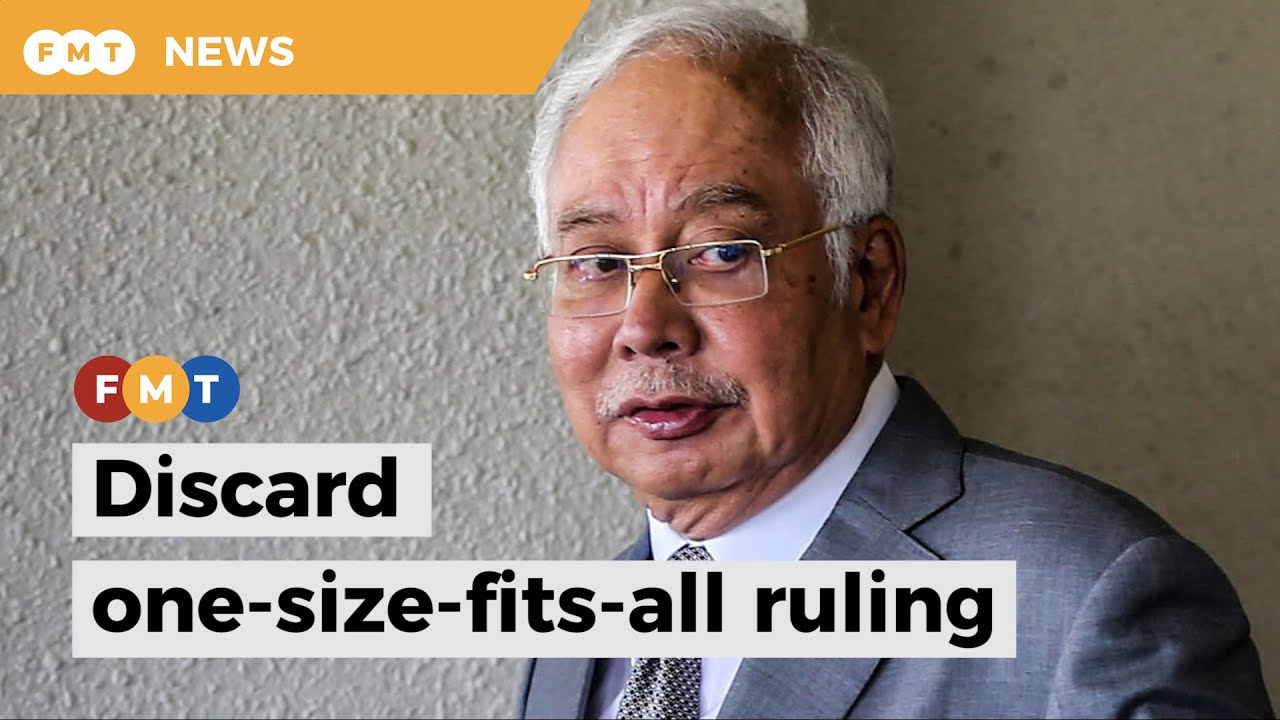 'Progressive punishments' for first time MCO offenders a better approach, says Najib