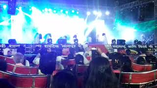 My daughter's group dance at Ramtek dance mahotsav.....VIP STUNNERS Ramtek