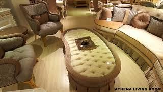 Asortie Mobilya ²⁰¹² | Klasik oturma koleksiyon | Classic living room collection | Asortie furniture