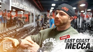 East Coast Mecca: The Rise of Flex Lewis | Generation Iron
