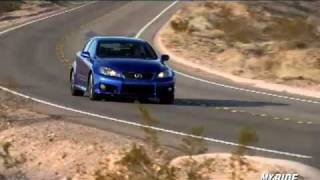First Drive: 2008 Lexus IS F