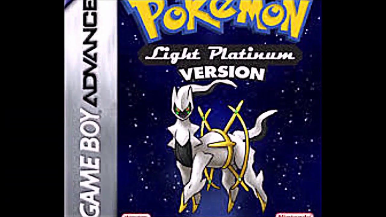 Pokemon Light Platinum Cheats Gba Master Ball Rare Candy