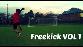 Freekick VOL#1 Featuring ClassOnGrassHD