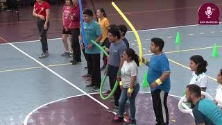 Tema: 1° Gymkana San Marcos + Internacional