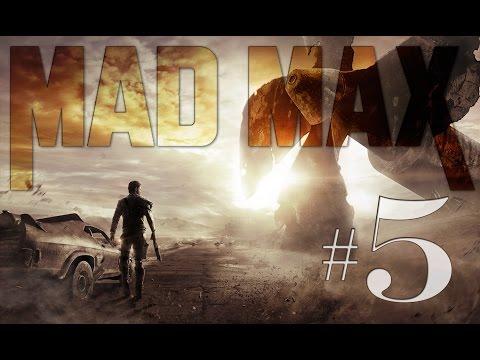 Mad Max #5 [Mejoramos fortaleza Jeet]