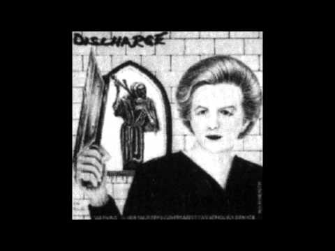 Discharge - Anger Burning (With Lyrics in the Description) UK82 punk at its finest